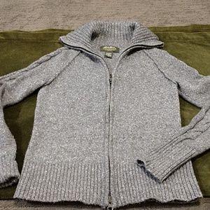 Eddie Bauer XS sparkle sweater
